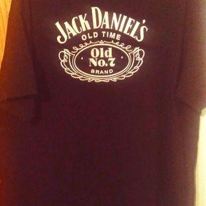 Jack Daniels Vintage Whiskey T-Shirt Size XL